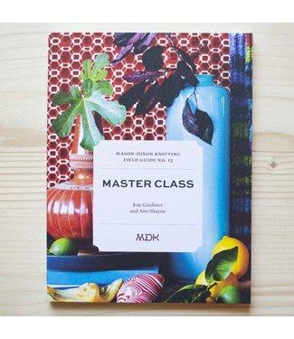 MDK MDK Field Guide No. 13: Master Class