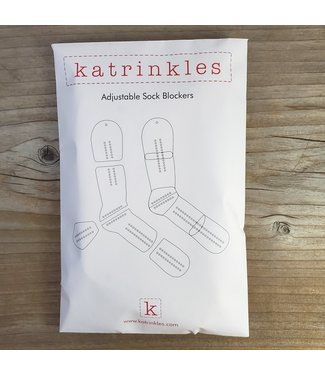 Katrinkles Katrinkles Adjustable Sock Blockers Adult