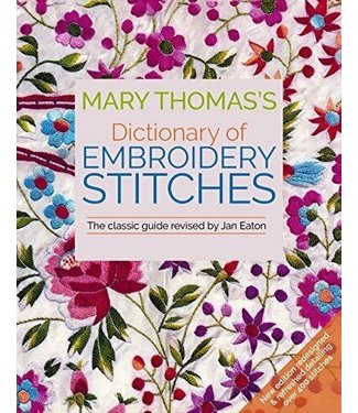 Mary Thomas Dictionary of Embroidery