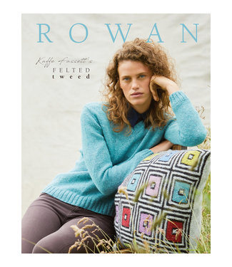 Rowan Rowan Kaffe New Felted Tweed Collection