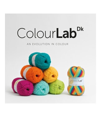 West Yorkshire Spinners West Yorkshire Colour Lab DK