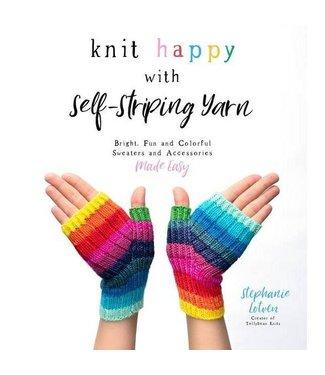 Knit Happy w/Self Striping Yarn