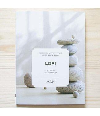 MDK MDK Field Guide No 17: Lopi