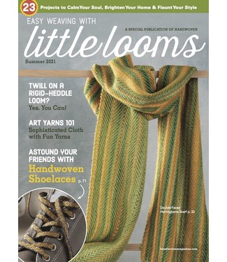 Easy Weaving With Little Looms Spring 2021
