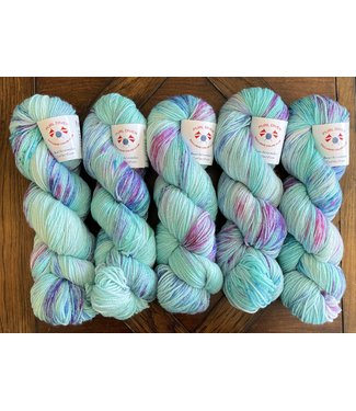 KittyBea Knitting KittyBea Purl Diver Apollo Mermaid