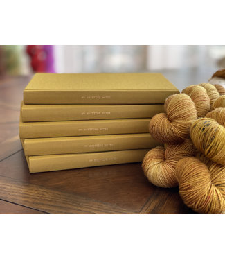 Laine My Knitting Notes (Mustard)