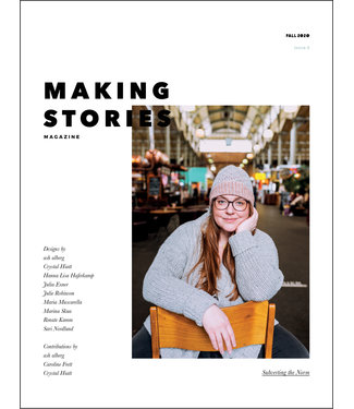 Making Stories Making Stories Issue 4