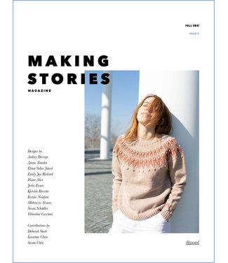 Making Stories Making Stories Issue 6