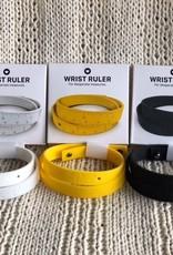 Rubber Wrist Ruler