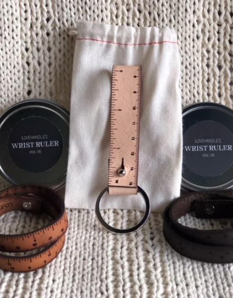 Leather Wrist Rulers