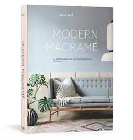 Modern Macrame Book