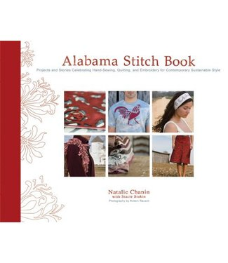 Ingram Alabama Stitch Book