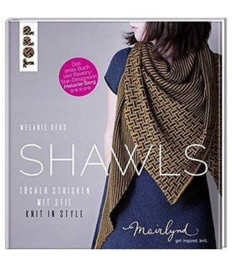 Ingram Melanie Berg Shawls Book