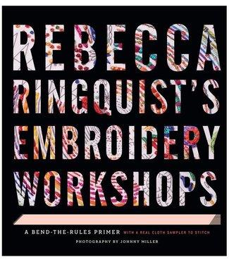 Ingram Rebecca Ringquists Embroidery Book