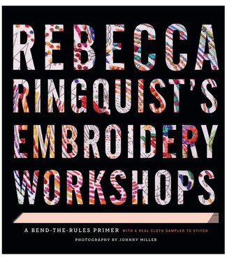 Rebecca Ringquists Embroidery Book
