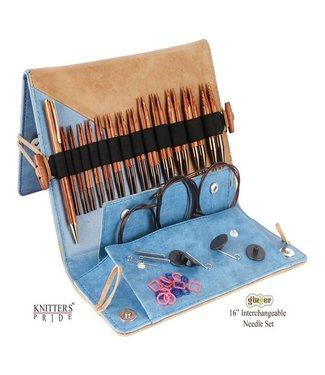 Knitter's Pride Ginger Deluxe IC Needle Set