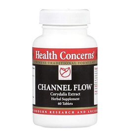 Health Concerns Health Concerns - Channel Flow - Corydalis Extract, 60 Tablets