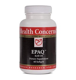 Health Concerns Health Concerns - EPAQ - Krill Oil Dietary Supplement - 60 Softgels