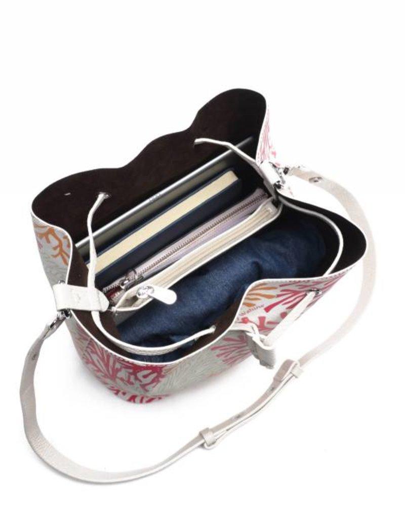 Handbag Noelani Coral Beige