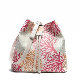 Happy Wahine Handbag Noelani Coral Beige