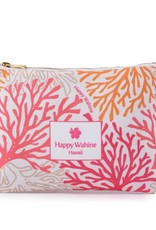 Everyday Hawaii Everyday HI Flat Pouch Coral