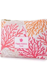 Everyday HI Flat Pouch Coral