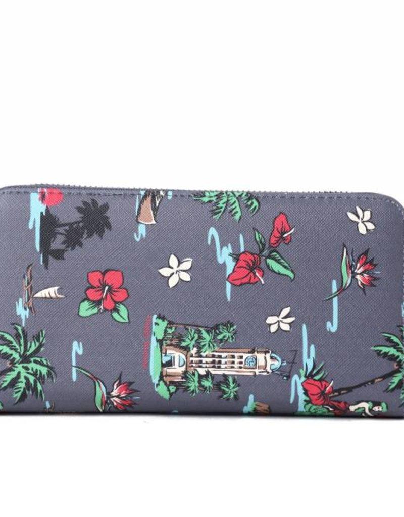 Wallet Kaylee Waikiki Grey