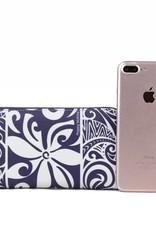 Wallet Kaylee Tapa Tiare Purple