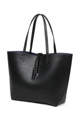 Rev Bag Emily Black/Navy Large