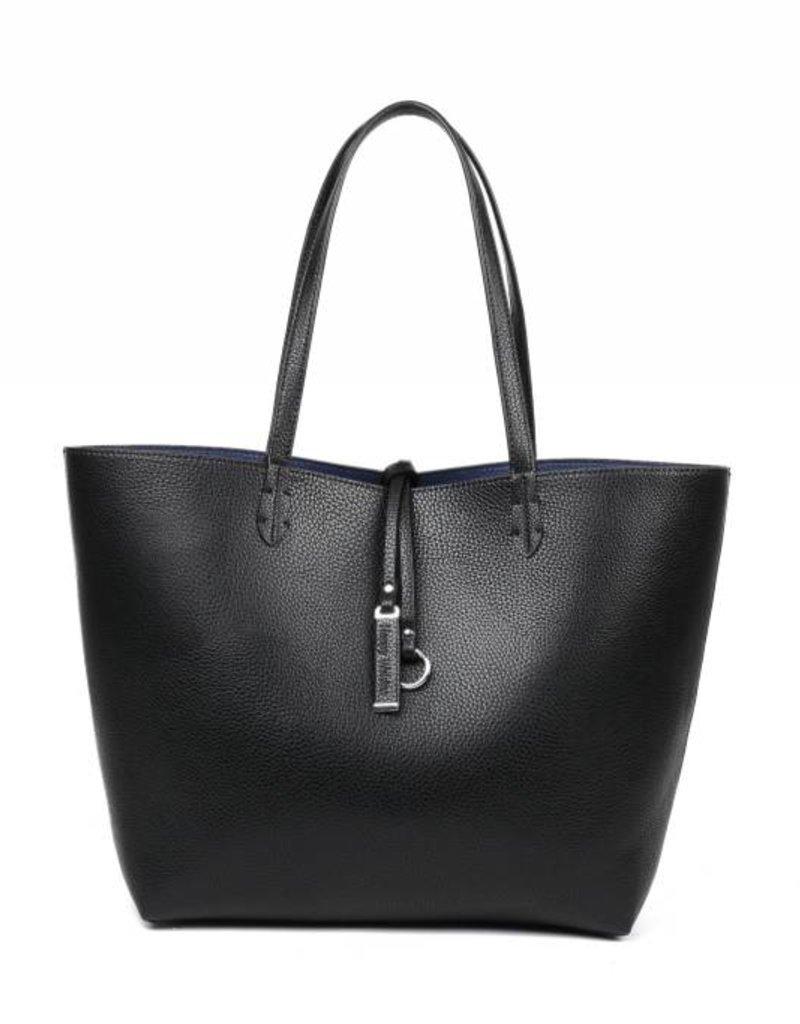 Happy Wahine Rev Bag Emily Black/Navy Large