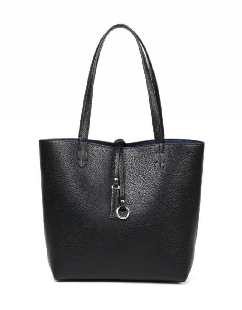 Rev Bag Emily Black/Navy Small