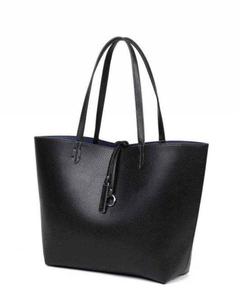 Happy Wahine Rev Bag Emily Black/Brown Large