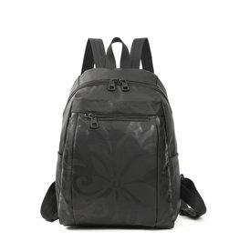Ho'omau Ho'omau Backpack Tapa Tiare Black