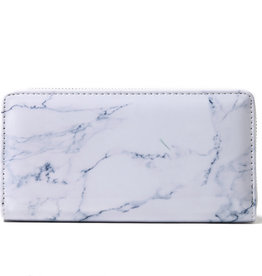 Everyday Hawaii EH Wallet Long Marble White