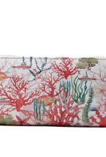 Everyday Hawaii EH Wallet Long Coral Beige