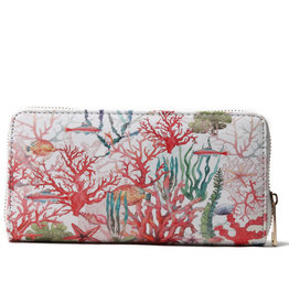 Everyday Hawaii EH Wallet Long Coral Beige