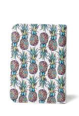 Everyday Hawaii EH Passport Case Pineapple Beige