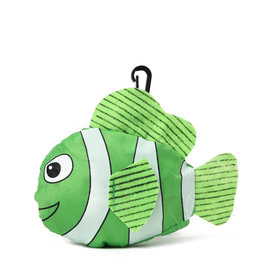 Everyday Hawaii Eco Bag Small Fish Green