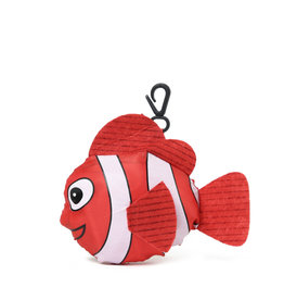 Everyday Hawaii Eco Bag Small Fish Red