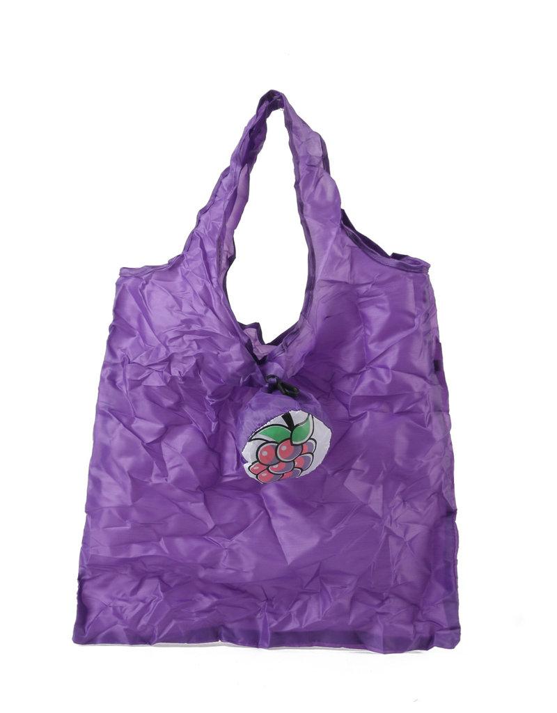 Everyday Hawaii Eco Bag Small Grape Blue