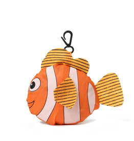Everyday Hawaii Eco Bag Small Fish Orange