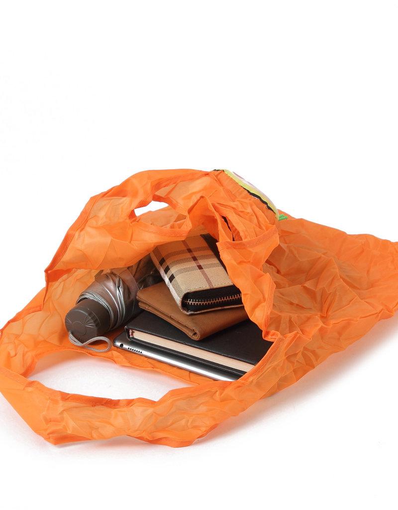 Everyday Hawaii Eco Bag Small Orange Orange