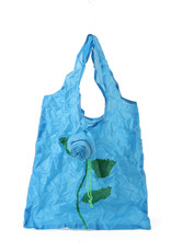 Everyday Hawaii Eco Bag Small Rose Blue
