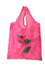 Everyday Hawaii Eco Bag Small Rose Magenta