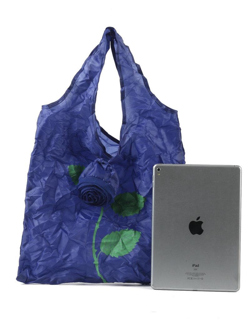 Everyday Hawaii Eco Bag Small Rose Navy