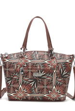 Happy Wahine Tote Hannah Golden Lavi Brown