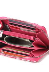 Happy Wahine Wallet Chloe Tapa Pink