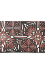 Happy Wahine Wallet Chloe Golden Lavi Brown