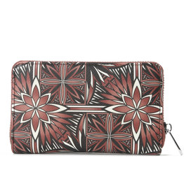 Happy Wahine Wallet Chloe Golden Lavi Brown