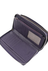 Happy Wahine Wallet Allison Tapa Navy